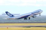 なごやんさんが、中部国際空港で撮影した日本貨物航空 747-8KZF/SCDの航空フォト(写真)