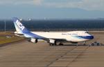 なごやんさんが、中部国際空港で撮影した日本貨物航空 747-4KZF/SCDの航空フォト(写真)