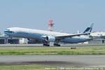 tabi0329さんが、福岡空港で撮影したキャセイパシフィック航空 777-367の航空フォト(写真)