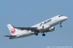 tabi0329さんが、福岡空港で撮影したジェイ・エア ERJ-170-100 (ERJ-170STD)の航空フォト(写真)