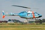 ゴンタさんが、ホンダエアポートで撮影した埼玉県警察 206L-3 LongRanger IIIの航空フォト(写真)