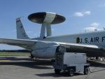 slashaxelさんが、横田基地で撮影したアメリカ空軍 E-3B Sentry (707-300)の航空フォト(写真)
