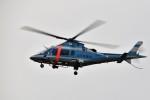 ヘリオスさんが、山形空港で撮影した山形県警察 A109E Powerの航空フォト(写真)