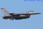 いおりさんが、築城基地で撮影したアメリカ空軍 F-16CM-50-CF Fighting Falconの航空フォト(写真)