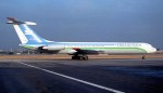 ハミングバードさんが、名古屋飛行場で撮影したウズベキスタン航空 Il-62Mの航空フォト(写真)