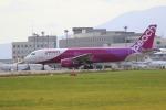 ja8101kyさんが、新千歳空港で撮影したピーチ A320-214の航空フォト(写真)