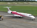 JA655Jさんが、鳥取空港で撮影したコリアエクスプレスエア ERJ-145EPの航空フォト(写真)