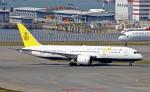Asamaさんが、香港国際空港で撮影したロイヤルブルネイ航空 787-8 Dreamlinerの航空フォト(写真)