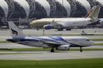 planetさんが、スワンナプーム国際空港で撮影したバンコクエアウェイズ A319-132の航空フォト(写真)