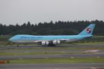 meijeanさんが、成田国際空港で撮影した大韓航空 747-8B5F/SCDの航空フォト(写真)