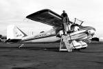 小金井原住民さんが、調布飛行場で撮影した阪急航空 Fairchild Dornierの航空フォト(写真)