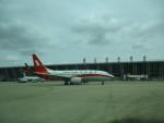 THUNDERBOLTさんが、上海浦東国際空港で撮影した上海航空 737-76Dの航空フォト(写真)