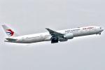 Double_Hさんが、仁川国際空港で撮影した中国東方航空 777-39P/ERの航空フォト(写真)