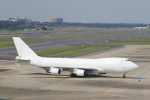 buntaroさんが、成田国際空港で撮影したウィルミントン・トラスト・カンパニー 747-4KZF/SCDの航空フォト(写真)