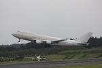 meijeanさんが、成田国際空港で撮影したアトラス航空 747-47UF/SCDの航空フォト(写真)