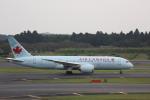 meijeanさんが、成田国際空港で撮影したエア・カナダ 787-8 Dreamlinerの航空フォト(写真)