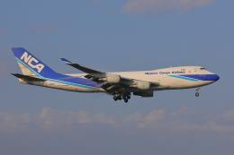 じゃりんこさんが、成田国際空港で撮影した日本貨物航空 747-4KZF/SCDの航空フォト(写真)