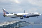 セブンさんが、関西国際空港で撮影したトランスアエロ航空 767-319/ERの航空フォト(飛行機 写真・画像)