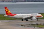 セブンさんが、関西国際空港で撮影した香港エクスプレス A320-214の航空フォト(写真)