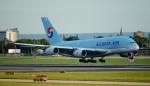 kamerajiijiさんが、ロンドン・ヒースロー空港で撮影した大韓航空 A380-861の航空フォト(写真)