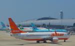 toyoquitoさんが、関西国際空港で撮影したチェジュ航空 737-8ASの航空フォト(写真)