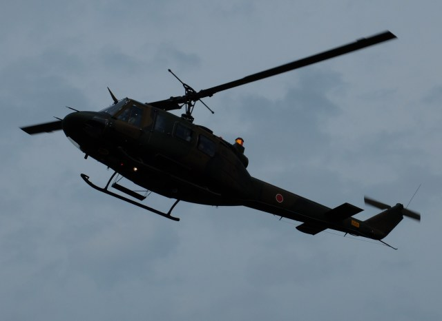 Smyth Newmanさんが、下志津駐屯地で撮影した陸上自衛隊 UH-1Jの航空フォト(飛行機 写真・画像)