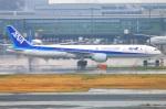 Tomo_lgmさんが、羽田空港で撮影した全日空 777-381/ERの航空フォト(写真)