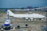 パンダさんが、成田国際空港で撮影したウィルミントン・トラスト・カンパニー 747-4KZF/SCDの航空フォト(写真)