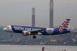 sky-spotterさんが、香港国際空港で撮影したエアアジア A320-216の航空フォト(写真)
