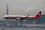sky-spotterさんが、香港国際空港で撮影した四川航空 A321-231の航空フォト(写真)