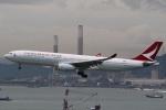 sky-spotterさんが、香港国際空港で撮影したキャセイドラゴン A330-343Xの航空フォト(写真)