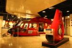 ジャンクさんが、消防博物館で撮影した東京消防庁航空隊 SA365N Dauphin 2の航空フォト(写真)