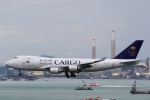 sky-spotterさんが、香港国際空港で撮影したサウディア 747-428F/ER/SCDの航空フォト(写真)