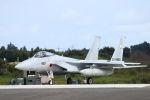 もともとさんが、茨城空港で撮影した航空自衛隊 F-15J Eagleの航空フォト(写真)