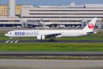 PASSENGERさんが、羽田空港で撮影した日本航空 777-346の航空フォト(写真)