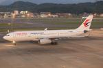 板付蒲鉾さんが、福岡空港で撮影した中国東方航空 A330-243の航空フォト(写真)