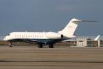 なごやんさんが、中部国際空港で撮影したunknown BD-700-1A10 Global 6000の航空フォト(写真)