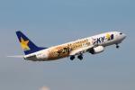なごやんさんが、中部国際空港で撮影したスカイマーク 737-86Nの航空フォト(写真)