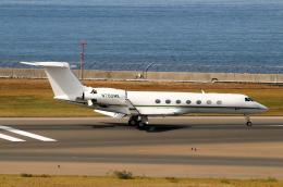 なごやんさんが、中部国際空港で撮影したunknown G-V-SP Gulfstream G550の航空フォト(写真)