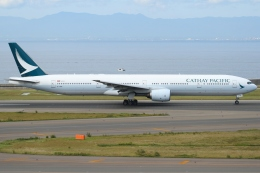 Wings Flapさんが、中部国際空港で撮影したキャセイパシフィック航空 777-367の航空フォト(写真)