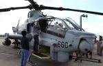 atskikuさんが、ミラマー海兵隊航空ステーション で撮影したアメリカ海兵隊 AH-1Z Viperの航空フォト(写真)