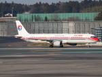 鷹71さんが、成田国際空港で撮影した中国東方航空 A321-211の航空フォト(写真)