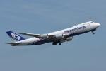 qooさんが、成田国際空港で撮影した日本貨物航空 747-8KZF/SCDの航空フォト(写真)