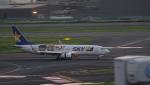O.TAKUMAさんが、羽田空港で撮影したスカイマーク 737-86Nの航空フォト(写真)