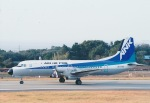 senbaさんが、大島空港で撮影したエアーニッポン YS-11A-213の航空フォト(写真)