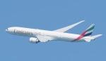 Seiiさんが、シンガポール・チャンギ国際空港で撮影したエミレーツ航空 777-31H/ERの航空フォト(写真)