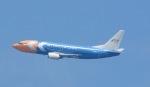 Seiiさんが、シンガポール・チャンギ国際空港で撮影したマイ・インド・エアラインズ 737-3Z0(SF)の航空フォト(写真)
