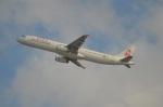 amagoさんが、香港国際空港で撮影したキャセイドラゴン A321-231の航空フォト(写真)