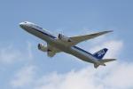 buntaroさんが、成田国際空港で撮影した全日空 787-9の航空フォト(写真)