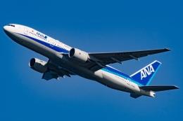 Ariesさんが、羽田空港で撮影した全日空 777-281/ERの航空フォト(写真)